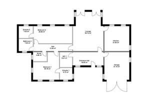 Easy To Build Floor Plans 2d Floor Plans For Estate Agents