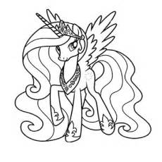 mom junction coloring pages my little pony princess ponies coloring pages coloring pages