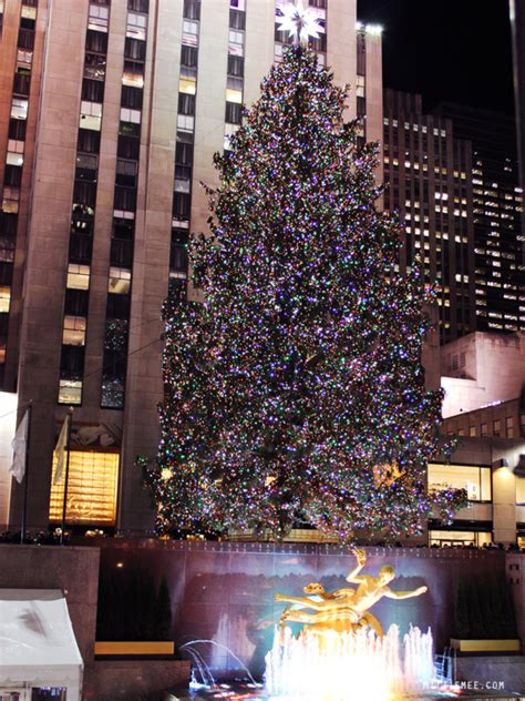 christmas decorations in new york new york guide