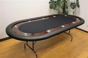 Poker Tables Ebay 10 Players 92 Quot Full Size Poker Table Folding Legs Real