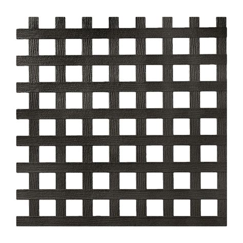 veranda lattice veranda 0 2 in x 48 in x 8 ft cedar vinyl