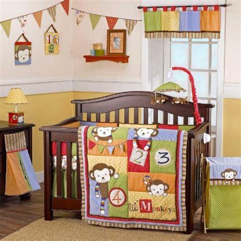 Baby Boy Monkey Crib Bedding Sets Boy Monkey Baby Crib Bedding Sets Baby Shower Mania