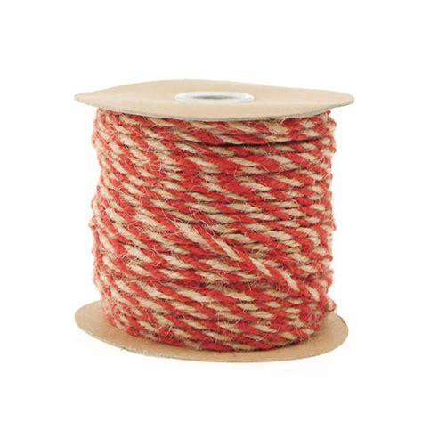colored jute twine bi colored jute twine cord rope ribbon 5 64 inch 50