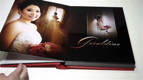 Wedding Album Layout Tips by Geradine Sly Wedding Album