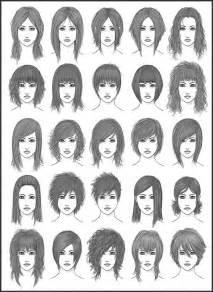 black hairstyles boys chart drawing art hair girl female style women draw boy man men