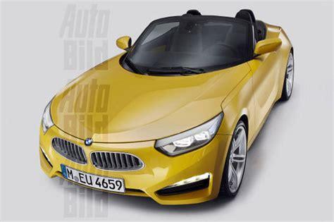Bmw 1er Reihe Antriebsart by Autobild Photoshop Entwurf Und Neue Infos Zum Bmw Z2 Roadster