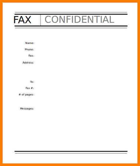 cover sheet template 6 fax cover sheet template fillable ledger review