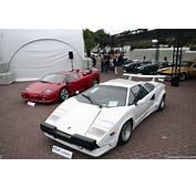 1989 Lamborghini Countach 25th Anniversary Image Chassis