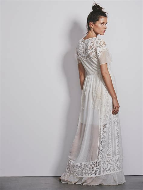Backyard Wedding Decorations Free People Boho Wedding Dress 11 Nouba Com Au Free
