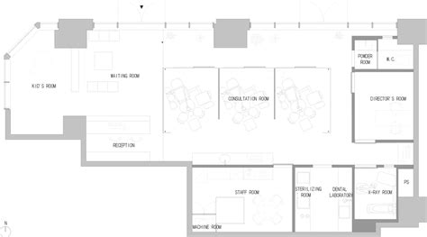 floor plan of dental clinic cl 237 nica dental en nakayamate la mejor cura para la