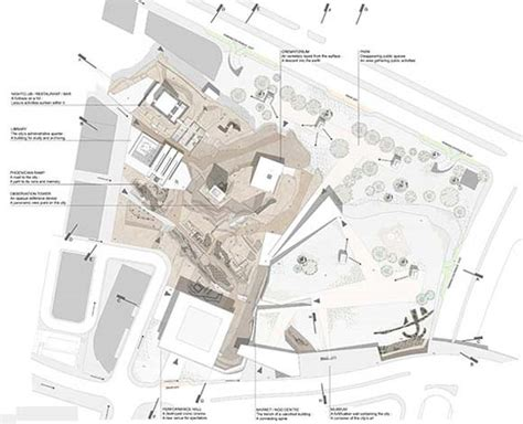 architectural projects architecture archaeology and beirut a scenario for a