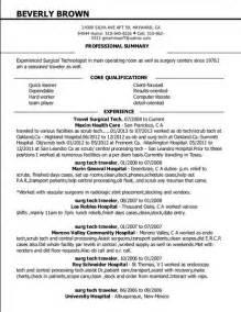 sample resume for student radiologic technologist 2 - Sample Resume For Radiologic Technologist