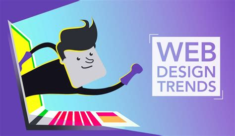 new web design trends 2017 top 5 web design trends for 2017 deacon illustrated