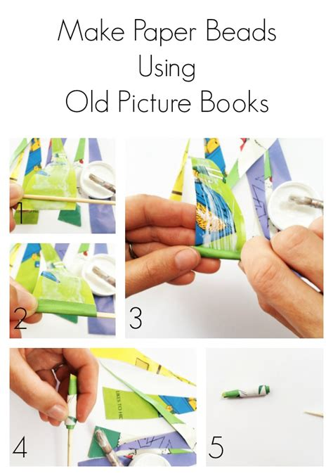 How They Make Paper - how to make paper out of picture books