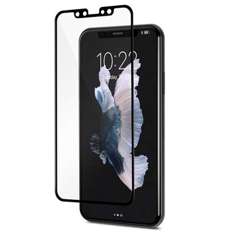 moshi ionglass for iphone x black macnificent south africa