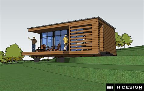 small modern cabin plans cabin h design s blog