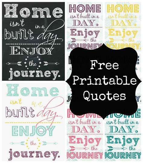 free printable happy quotes our journey together quotes work quotesgram