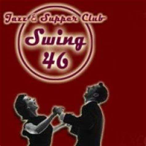 Swing 46 Jazz And Supper Club Events And Concerts In New