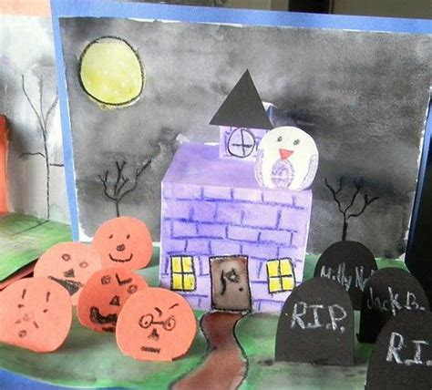 pop up haunted house haunted houses ideas and for kids on