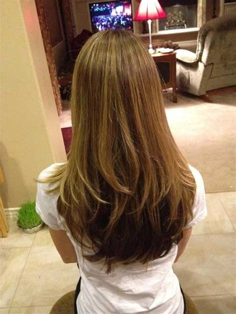 back of the hair long layers 25 layered haircuts for long hair long hairstyles 2016