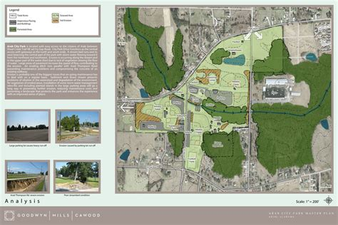 design poster analysis arab city park master plan jane reed ross landscape