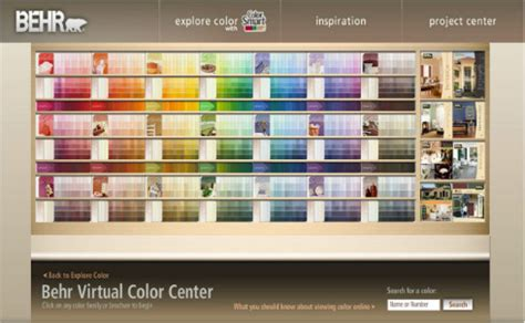 behr interior paints colors palette and exterior color swatch house paint colors