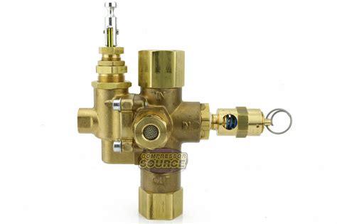 49816283c ingersoll rand pilot unloader check valve t30 gas power air compressor ebay