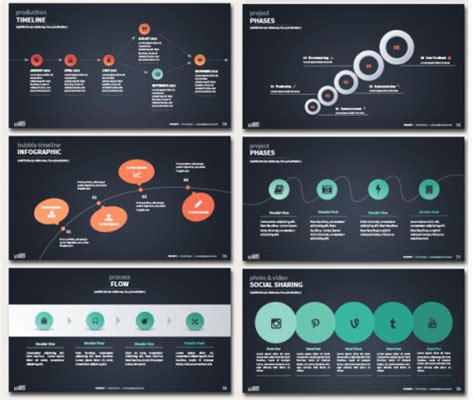 20 Free Timeline Slides Powerpoint Templates Ginva Sales Pitch Template Powerpoint