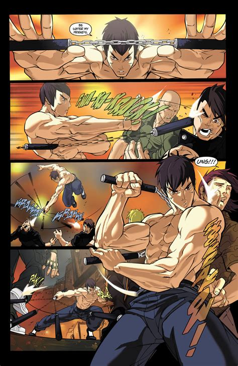 Home Entertainment Design Inc street fighter the comic series