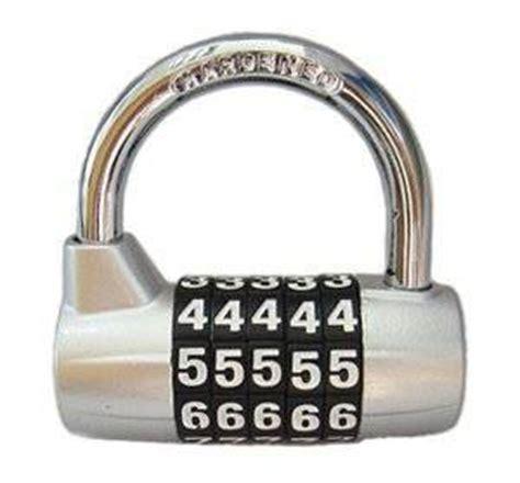 cadenas master 3 chiffres bloqué ouvert cadenas 224 code 5 chiffres baourouge 65mm gris argent