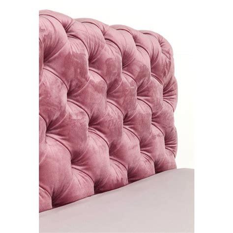 Velve 180x200 kare design seng desire velvet rosa 180 x 200 cm fl 248 jl