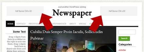 newspaper theme options free magazine style responsive wordpress theme for the