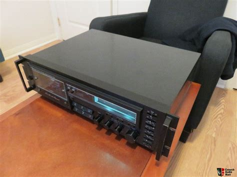 nakamichi cassette deck for sale nakamichi 670zx cassette deck photo 1547903 canuck
