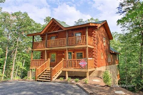 Quot A Perfect Stay Quot 5 Bedroom Cabin Rental Cabins Usa Gatlinburg