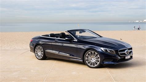 cars mercedes 2017 2017 mercedes s500 cabriolet review caradvice