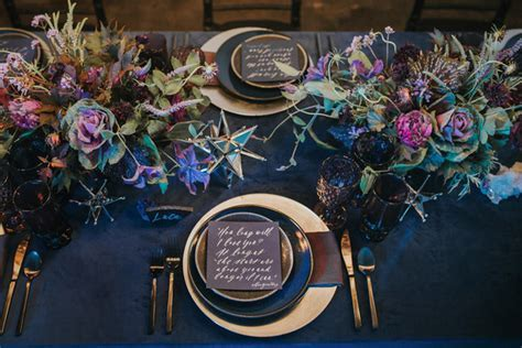Ultra Violet Wedding Inspiration   The Wedding Playbook