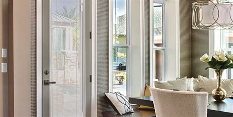 glass door with blinds between the glass are new doors with blinds between the glass right for you