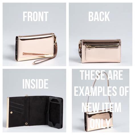 Bcbg Max Azaria Mona Leather Wristlet by 88 Bcbgmaxazria Handbags Bcbg Max Azria Gold