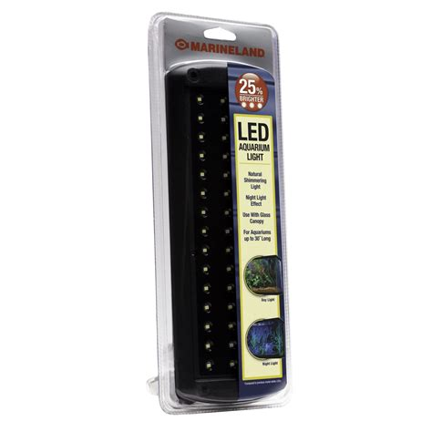 marineland led aquarium light bar petco