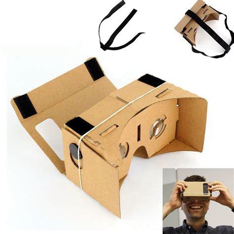 Headstrap Cardboard cardboard vr 3d headset headstrap reality