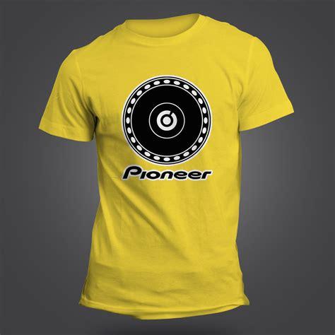T Shirt Pro Pioner Dj pioneer cdj jog t shirt dj clubbing studio raving