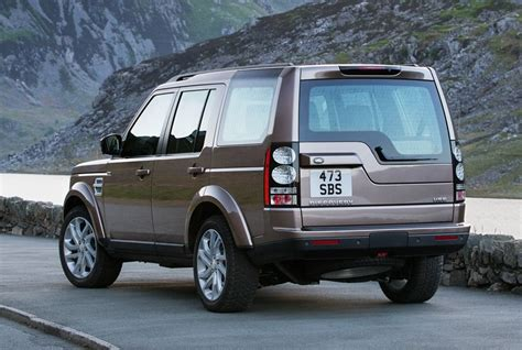 Review Land Rover Discovery 4 2015