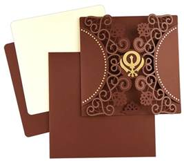 indian wedding card s