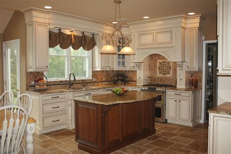 Remodeled Kitchens With White Cabinets Pictures Of Remodeled Kitchens Surripui Net