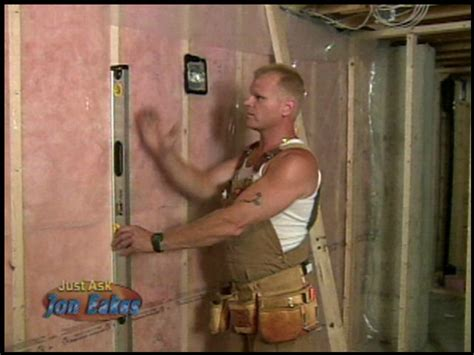 insulating basement walls without studs images frompo