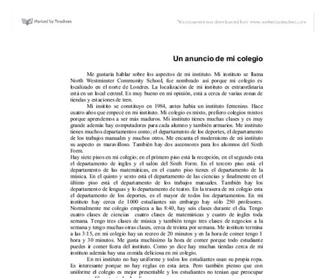 thesis statement translation spanish spanish essay why did the spanish armada fail gcse history