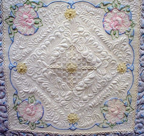 Wholecloth Quilting by 158 Best Images About Quilting With Vintage Linens On