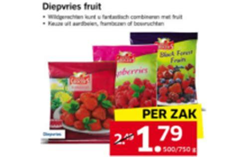diepvries fruit  zak  bestenl