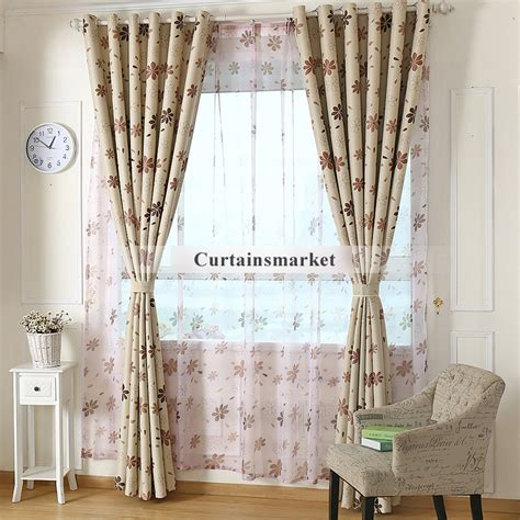 inexpensive draperies finest flower patterns inexpensive blackout curtains