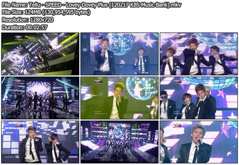lagu speed loveydovey plus download perf speed lovey dovey plus kbs music bank